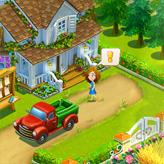 Скриншот из игры Дачники